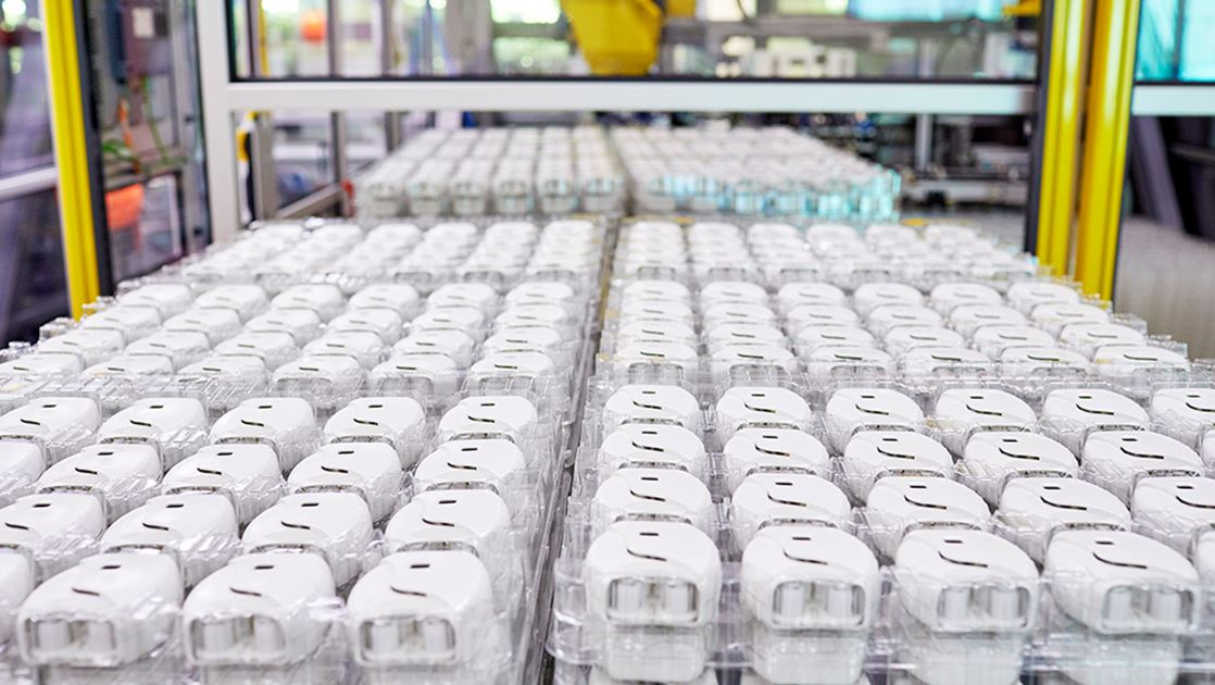 Ellipta supply chain