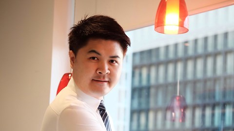 Prachaya, Senior Product Manager, vaccines business, Thailand